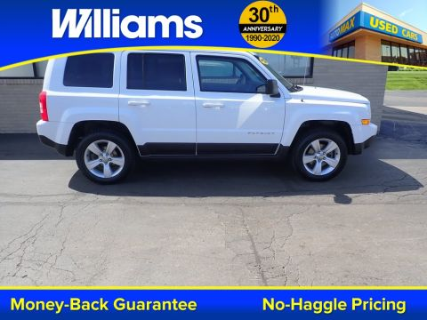Pre-Owned 2016 Jeep Patriot Latitude 4WD 4D Sport Utility