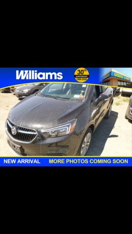 Pre-Owned 2017 Buick Encore Preferred AWD 4D Sport Utility