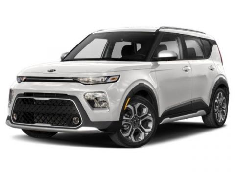 New 2021 Kia Soul FWD Hatchback